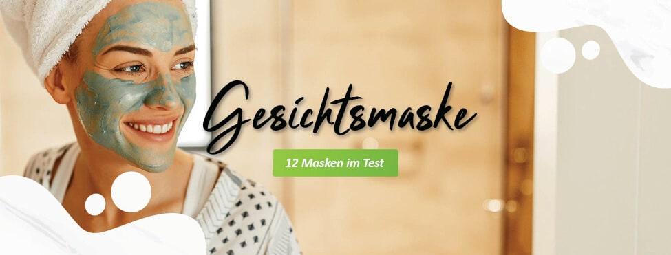 Gesichtsmasken im Test - Banner
