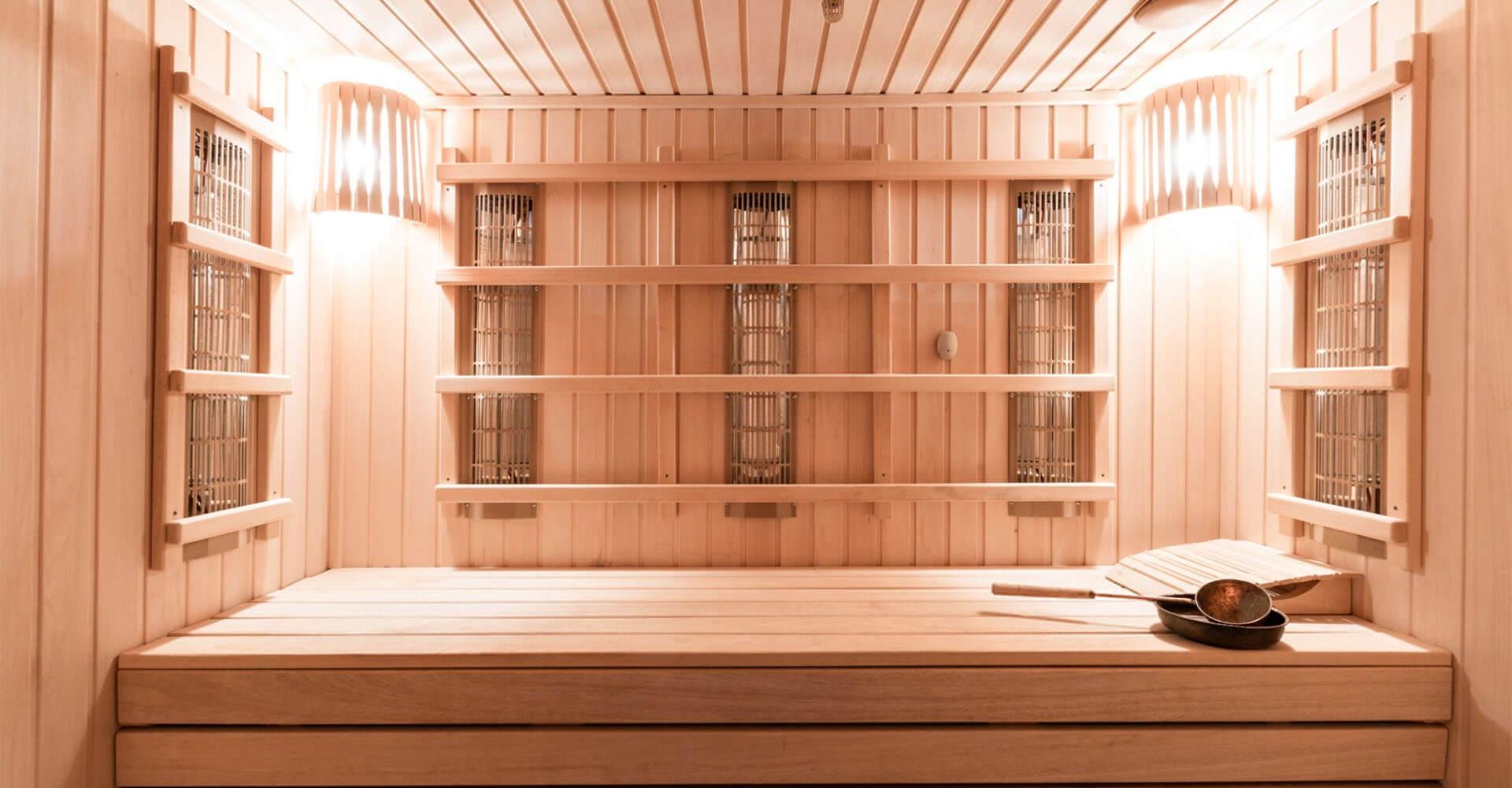Die Infrarot Sauna Fur Zuhause Fur Ein Inniges Sauna Erlebnis