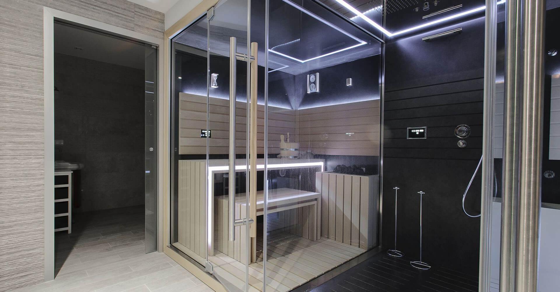 Kleine Sauna für Zuhause - große Träume auch in klein ...