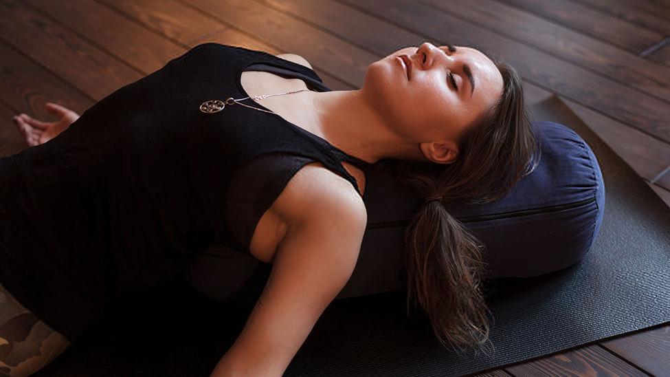 Meditationskissen Bolster