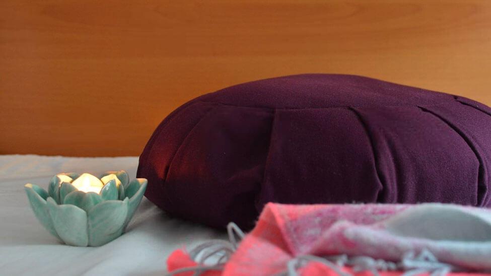 Meditationskissen Zafu