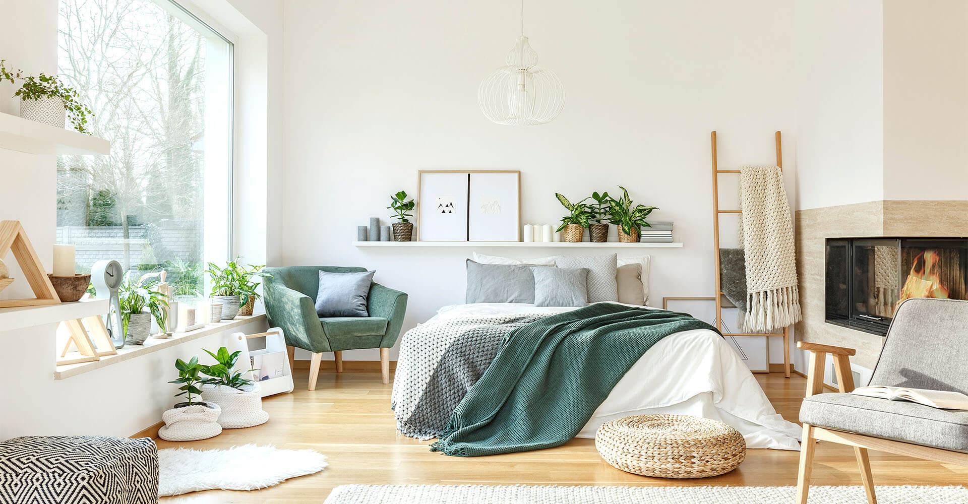 Schlafzimmer gemütlich gestalten - Erschaffe deine Wohlfühl-Oase!