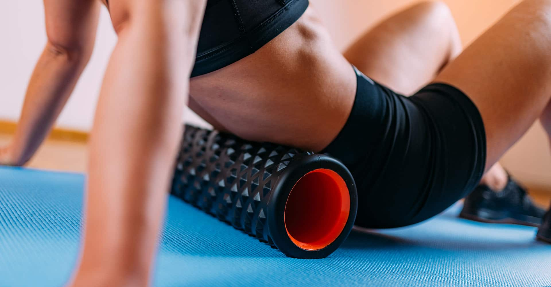 Rückenstrecker Trainer Massagegerät Rückentrainer Lendenwirbelsäule Massage