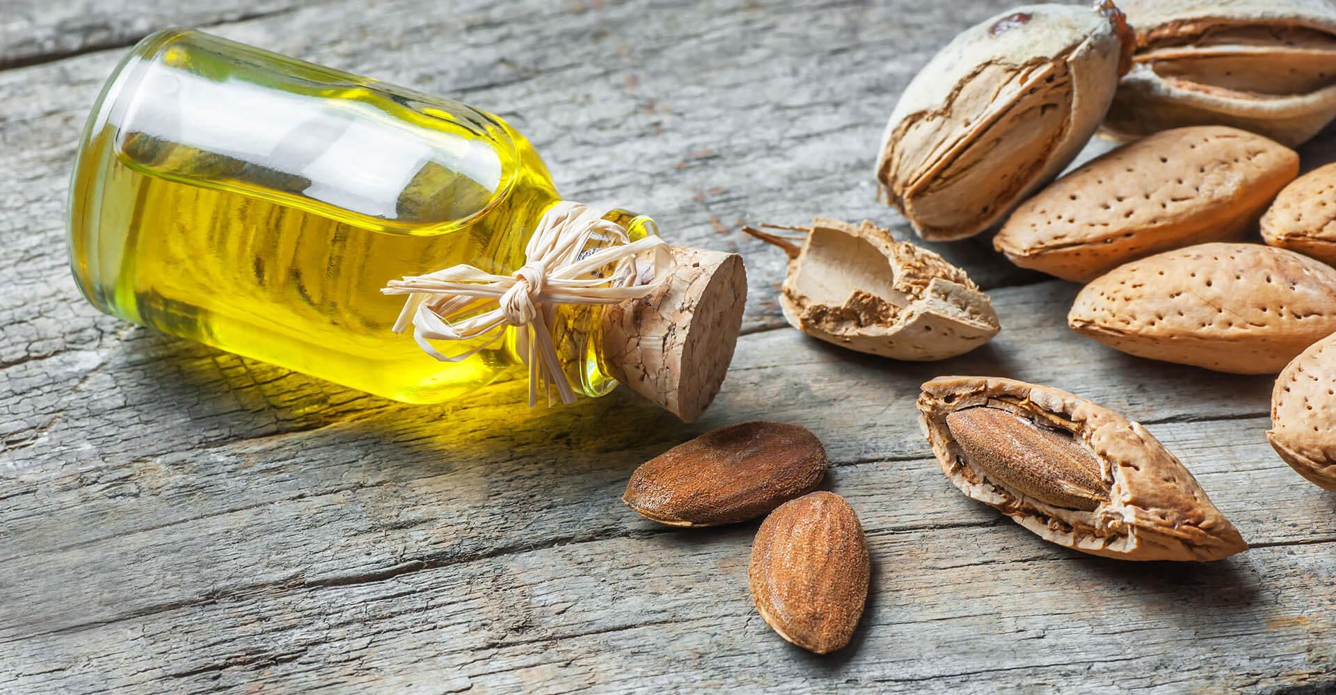 Massageöle selbst machen mit Nüssen